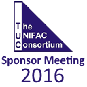 UNIFAC Consortium Meeting 2016